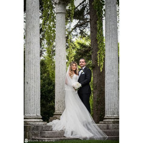 Wedding at Old Westbury Gardens and Pine Hollow Country