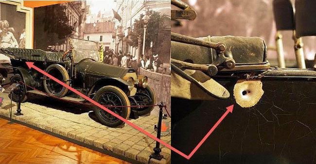 Το αυτοκίνητο που οδήγησε στην καταστροφή ολόκληρο τον κόσμο