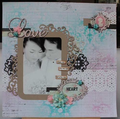 """Love"" layout"