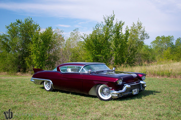 1957 Cadillac, owned by Jeff Myers- Premier Body & Paint, Arkansas City, KS