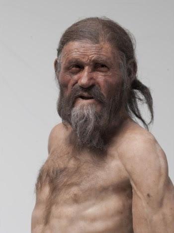A múmia do Homem do Gelo