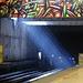 Metro de Santiago, estación Parque Bustamante