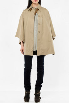 BB Dakota Taylor Twill Cape