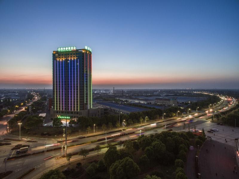 GreenTree Inn Jiaxing Jiashan Xitang Hotel Reviews