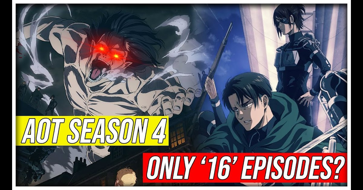 Attack On Titan Season 4 Episode 16 : The attack on titan ...
