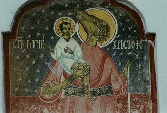 Αποτέλεσμα εικόνας για Άγιος Χριστόφορος