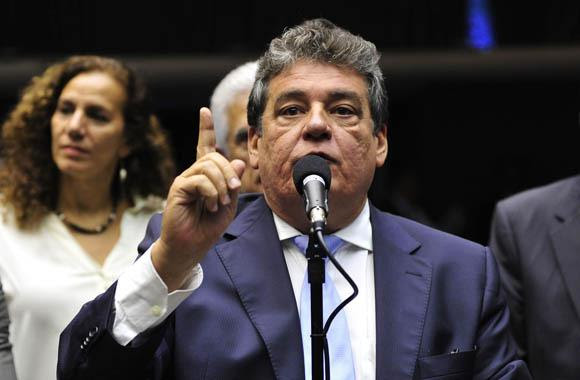 Nos bastidores, os comentários são de que Silvio Costa faz defesa do governo mais aguerrida do que muitos petistas. Foto: Câmara dos Deputados/divulgação.