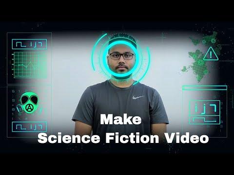 How To Make Science Fiction Movie  Using Filmora