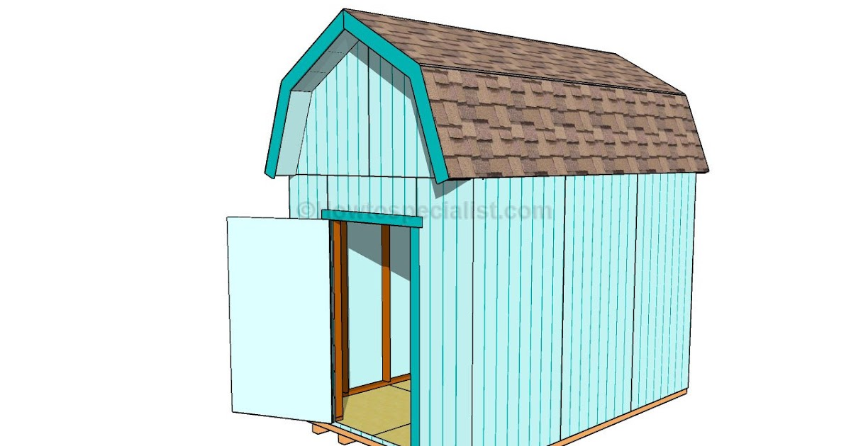 How to build a baby barn shed ~ Haddi
