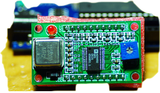 AD9850  DDS module
