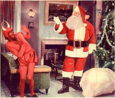 Santa vs. Satan
