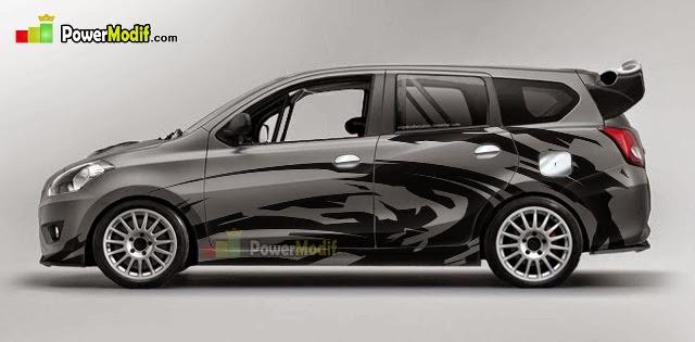 420 Modif Mobil Calya Stiker Gratis Terbaik