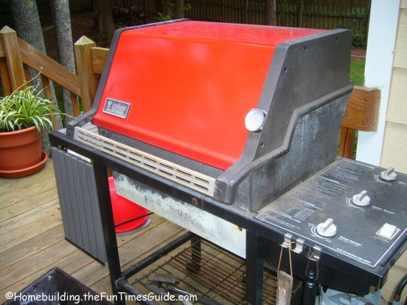 Gs4 Security Weber Gas Grills