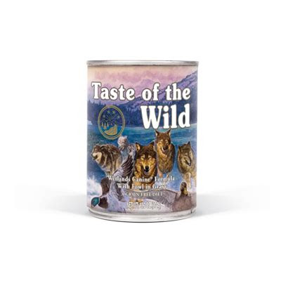 taste   wild wetlands fowl  gravy grain  canned
