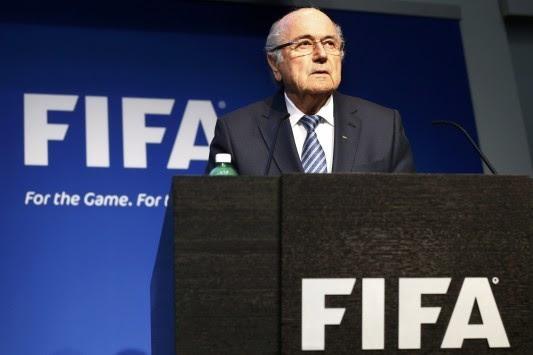 Βόμβα στη FIFA! Παραιτήθηκε ο Μπλάτερ