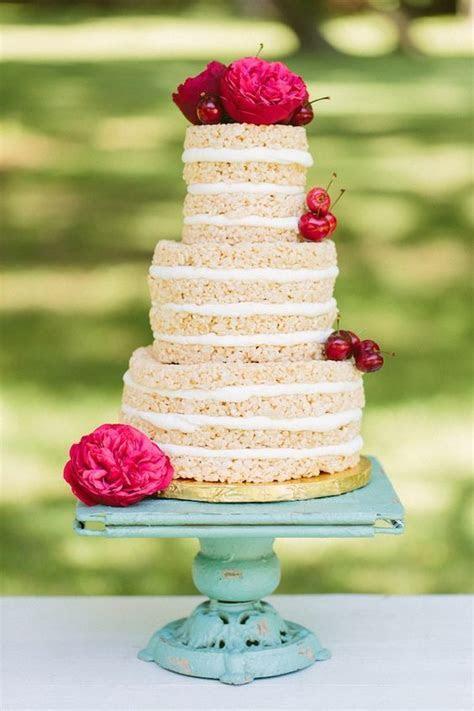 Totally Alternative Wedding Cake Trends for 2017