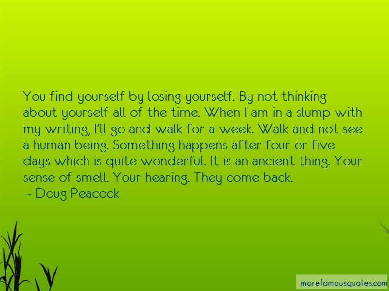 Losing Yourself To Find Yourself Quotes Top 3 Quotes About Losing