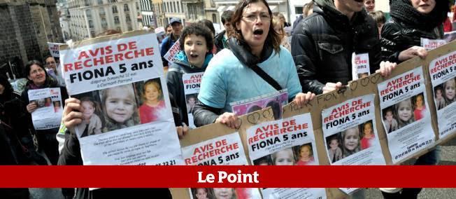 Marche de soutien pour Fiona le 25 mai 2013.