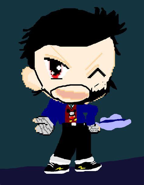 jasper badun anime version  movieword  deviantart