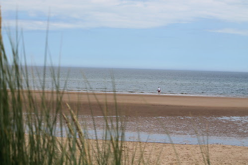Druridge Bay, Northumberland