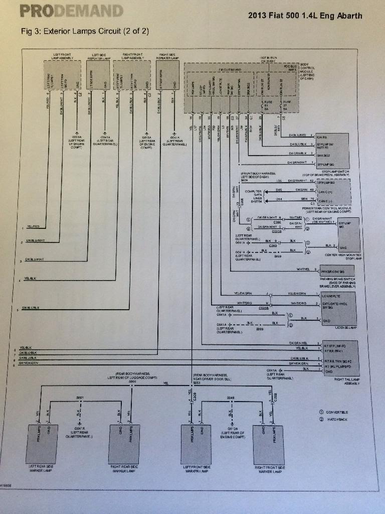 Fiat Speaker Wiring Diagram
