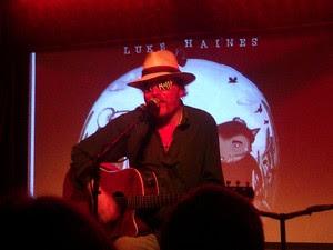 Luke Haines at The Borderline