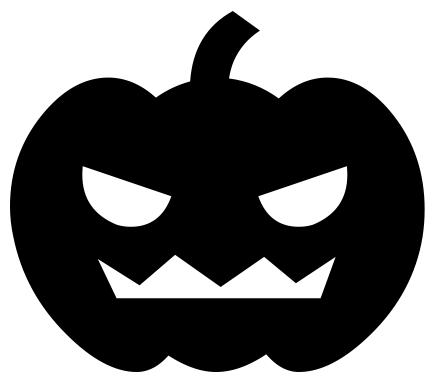 Pumpkin Black And White White Pumpkin Clipart Wikiclipart