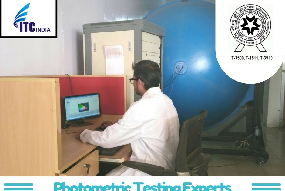Photometric Testing Experts Electrical Safety Testing