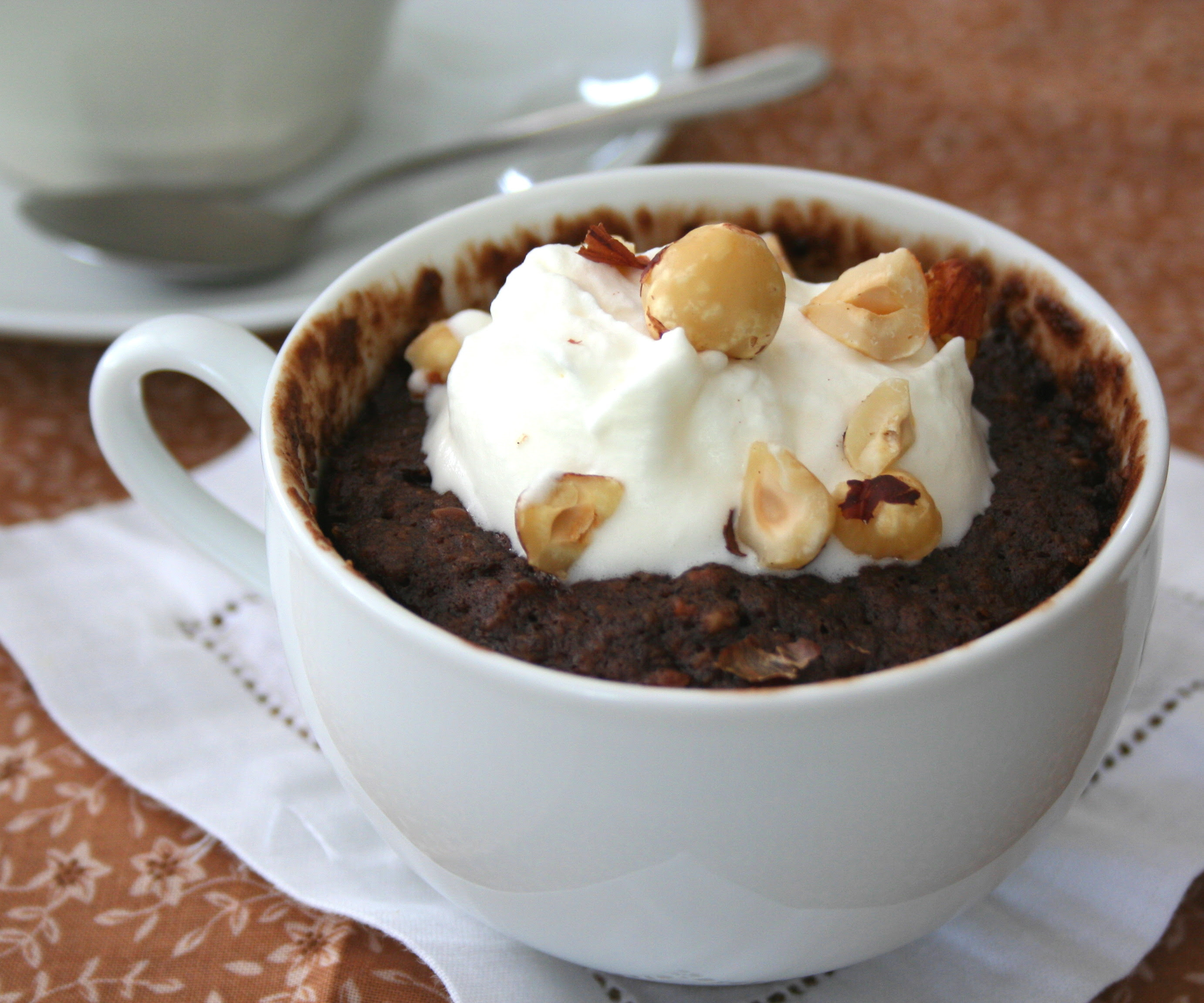 Low Carb Chocolate Mug Cake Recipe | All Day I Dream About ...