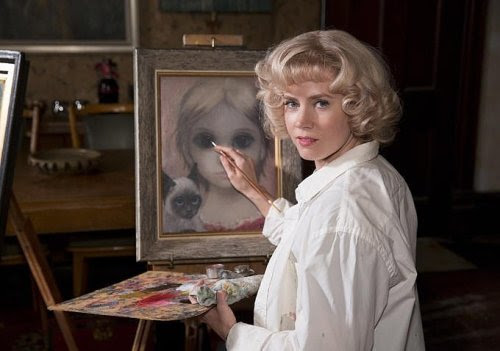 Amy Adams in Big Eyes, directed by Tim Burton. Click to see more.