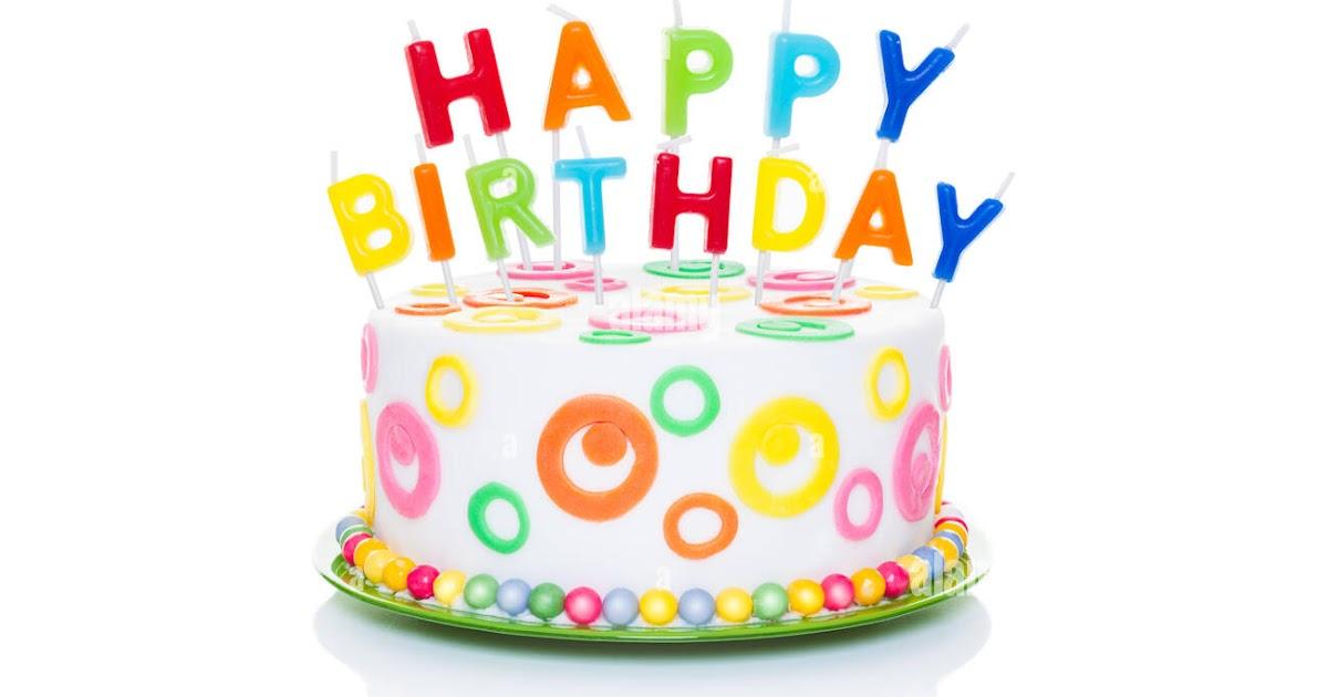 happy birthday torte bild  malvorlagen gratis