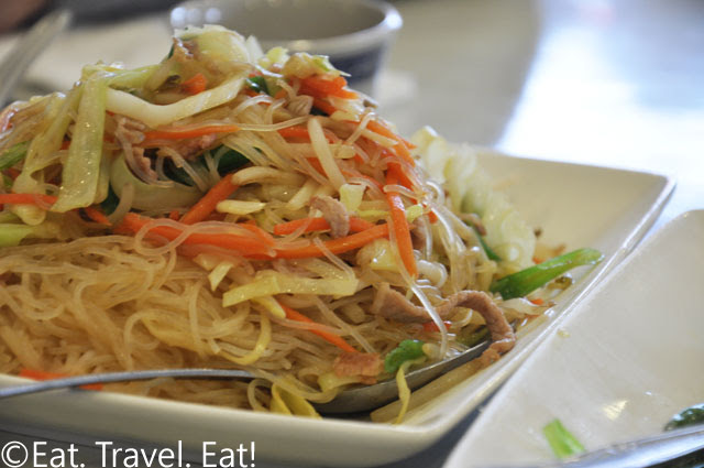 Stir Fried Rice Noodle 2