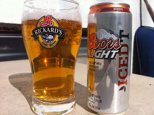 Review: Coors Light Iced T by Cody La Bière