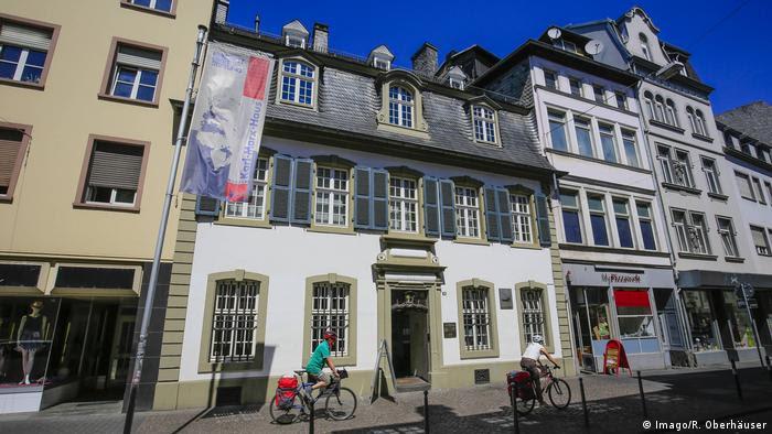 Deutschland Trier Karl-Marx-Haus (Imago/R. Oberhäuser)