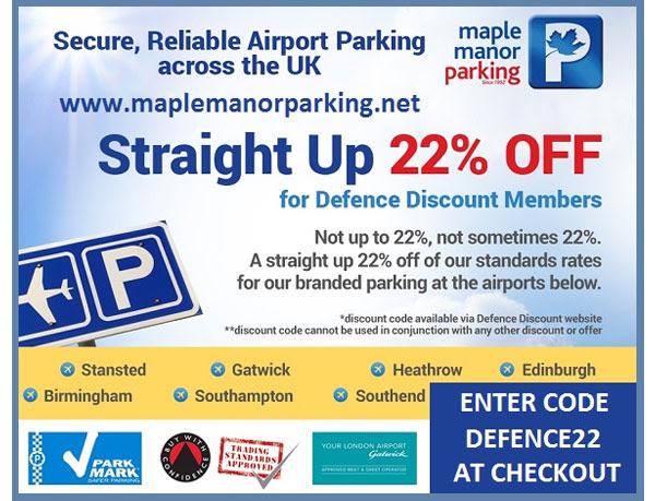 Maple Manor Car Park