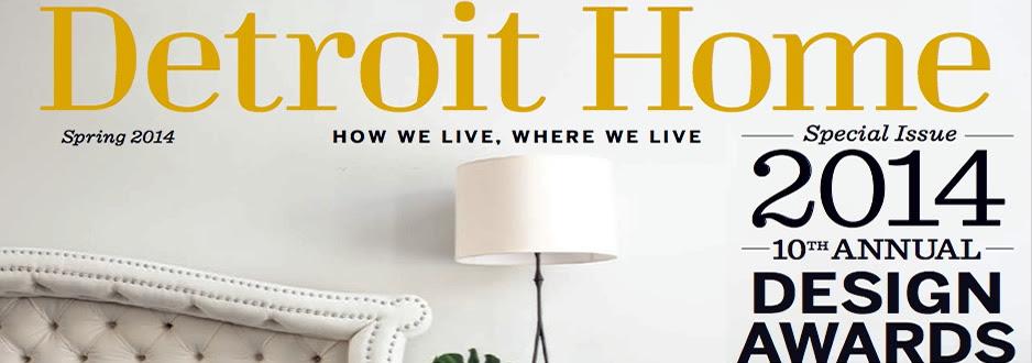 Detroit Home Design Awards 2014 Tutto Interiors Tutto Interior Design Michigan
