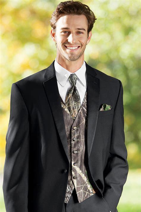 Mossy Oak Camouflage Vest   Jim's Formal Wear