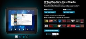 HP cuts TouchPad price to $399; price war? | Nanotech - The Circuits Blog - CNET News