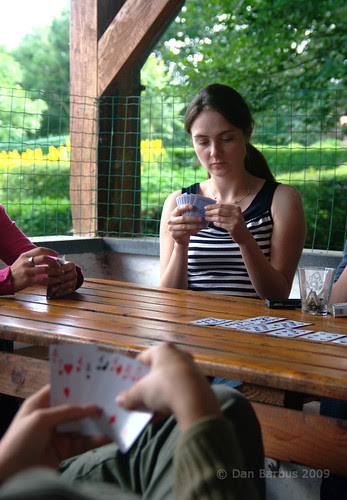 D playing cards