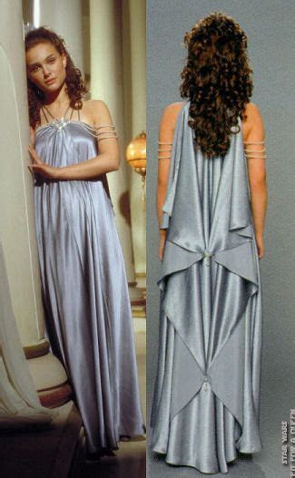 Padmé Amidala   Star Wars   Star wars outfits, Night gown