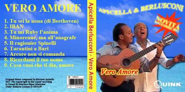 6317910186 29d318ca74 o Vero amore, il nuovo album di Berlusconi Apicella