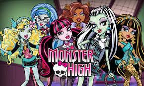 Foto dibujos Monster High
