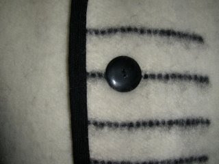 horn buttons and llama braid