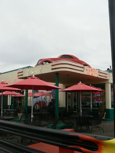 Cruiser's Cafe 66, Williams