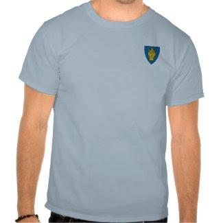 Stockholm Sweden Coat of Arms Shirt shirt