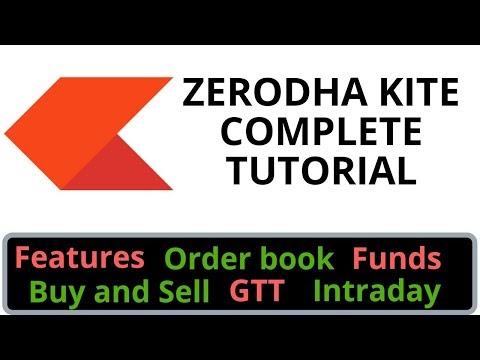 Zerodha review 2020 - How to use zerodha kite