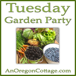 Tuesday Garden Party