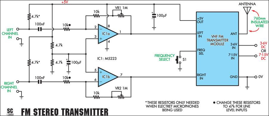 wireless mic amplifier circuit digram circuit diagram images. Black Bedroom Furniture Sets. Home Design Ideas