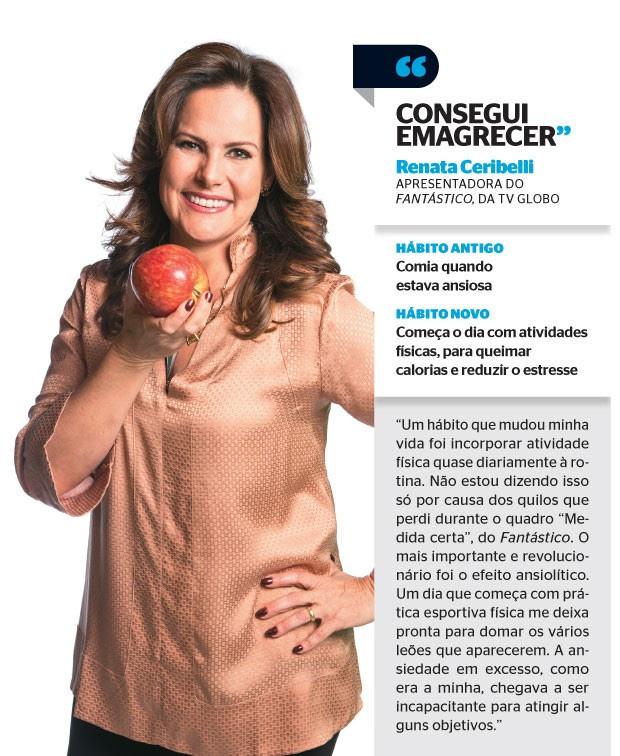 Renata Ceribelli apresentadora do Fantástico, da TV Globo (Foto: Tomás Rangel/ÉPOCA)
