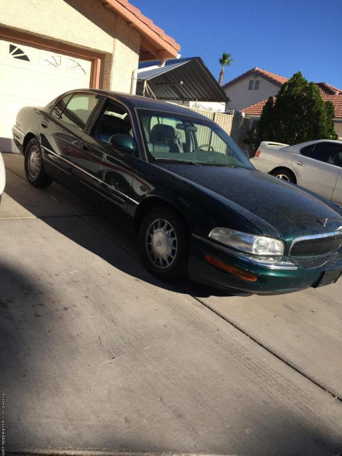 buick park ave rvs for sale